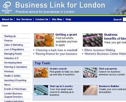 Business Link for London